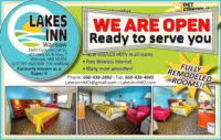 Lakes Inn Warsaw, Mo 65355 (JCT Hwy 65 & 7)